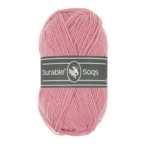 Durable Durable Soqs 0225 - Vintage Pink NEW COLOR