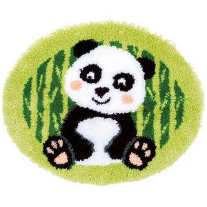 Vervaco Knoopkleedje Pandabeertje