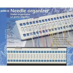Pako Needle organizer