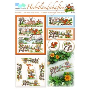 Lindner Patroon Lindner 112 - Herfstlandschap