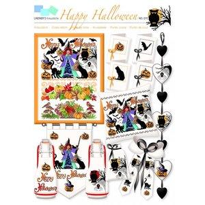 Lindner Patroon Lindner 070 - Happy Halloween
