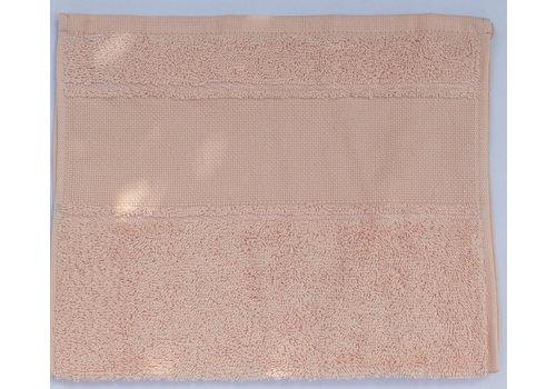 Hemline Gastendoek roze