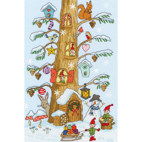 Bothy Threads Christmas - Santa's Little Helpers - Bothy Threads