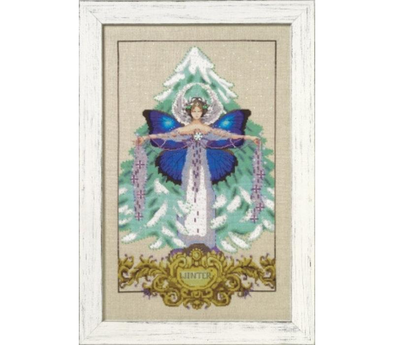 Mirabilia 163 - Winter Love - patroon