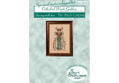 The Stitch Company Mirabilia 164 - Cathedral Woods Goddess - spec. mat.
