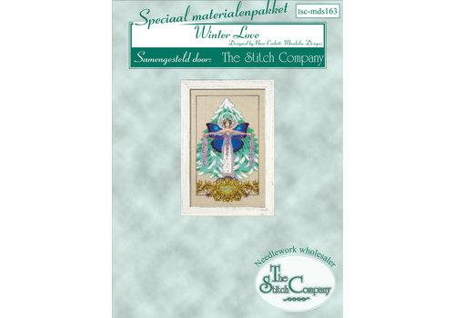 The Stitch Company Mirabilia 163 - Winter Love - spec. mat.