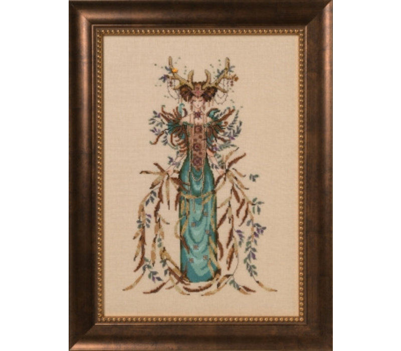 Mirabilia 164 - Cathedral Woods Goddess - patroon