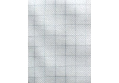 Zweigart COUPON 7 - Easy Count Aida 14 ct, White