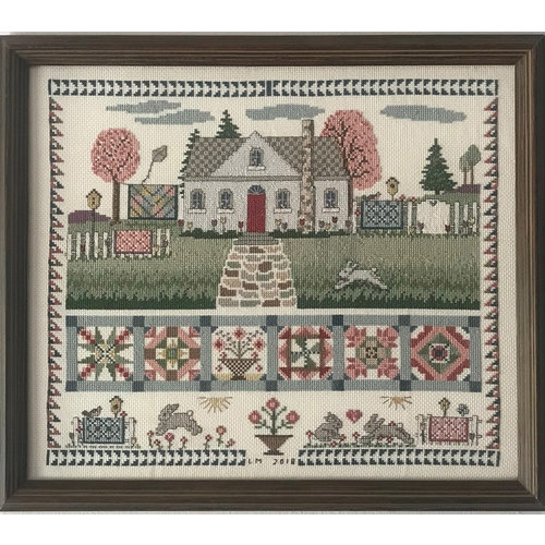 Linda Myers Linda Myers - Needlework Series - Spring is in the air
