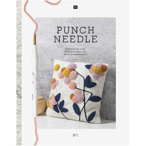 Rico Boek Rico Design - Punch Needle No. 1