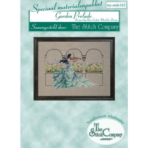 The Stitch Company Mirabilia 165 - Garden Prelude - spec. mat.