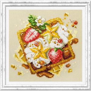 Chudo Igla Borduurpakket Viennese Waffles - Chudo Igla