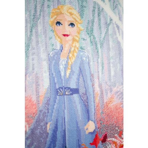Vervaco Telpakket kit Disney Frozen 2 Elsa
