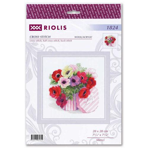 RIOLIS Borduurpakket Merci