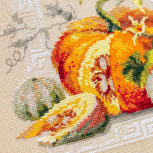 Chudo Igla Borduurpakket Pumpkin Fest