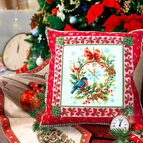Chudo Igla Borduurpakket Christmas Time - Chudo Igla