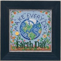 Buttons Beads Spring Series: Earth Day