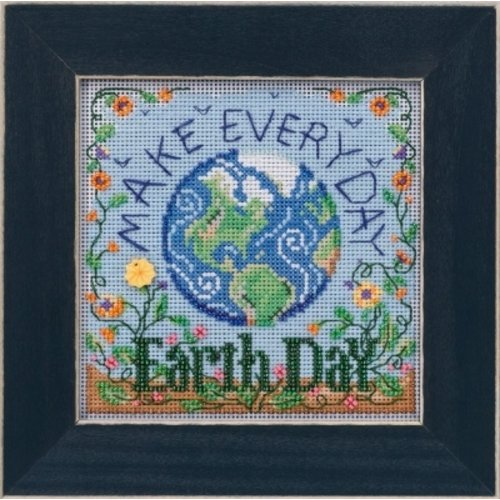 Mill Hill Buttons Beads Spring Series: Earth Day