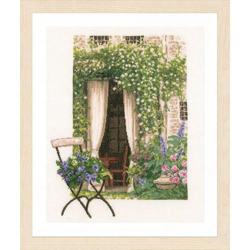 Lanarte Romantisch Tuinraam
