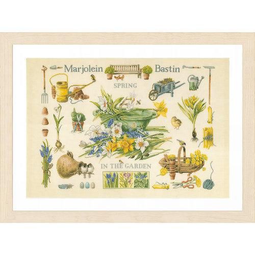 Lanarte Lente in de tuin (nieuwe uitgave)