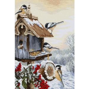 Luca-S Borduurpakket Bird House