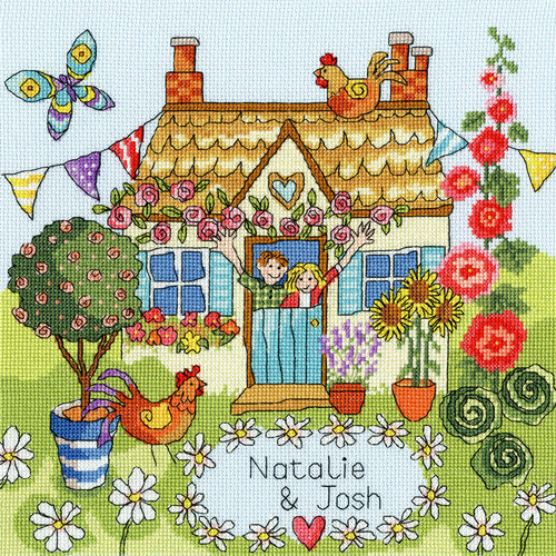 Bothy Threads Julia Rigby - Our House