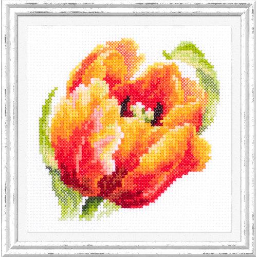 Chudo Igla Borduurpakket Red Tulip - Chudo Igla