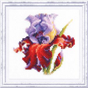 Chudo Igla Borduurpakket Iris - Chudo Igla
