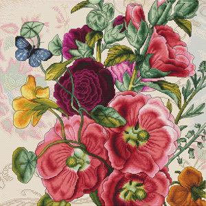 Luca-S Borduurpakket Summer Flowers - Luca-S