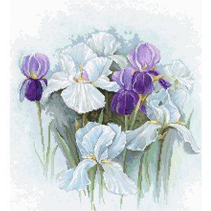 Luca-S Borduurpakket Irises - Luca-S