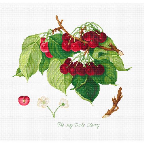 Luca-S Borduurpakket The May Duke Cherry - Luca-S