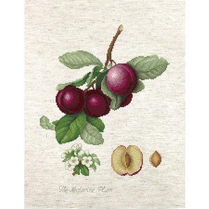 Luca-S Borduurpakket The Nectarine Plum - Luca-S