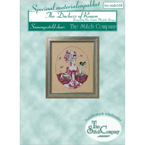 The Stitch Company Mirabilia 168 - The Duchess of Rouen - spec. mat.
