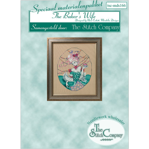 The Stitch Company Mirabilia 166 - The Baker's Wife - spec. mat.