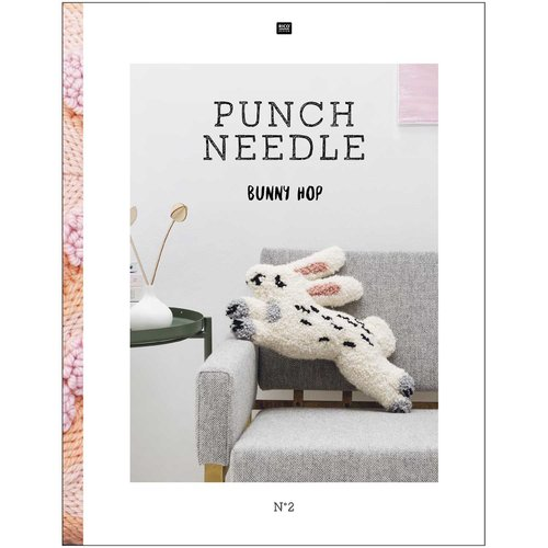 Punch Needle Patronen