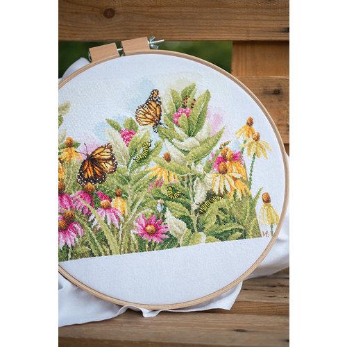 Lanarte Zonnehoedjes en Vlinders