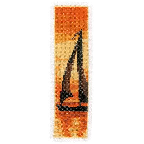 Vervaco Bladwijzer kit Zonsondergang - Set van 2