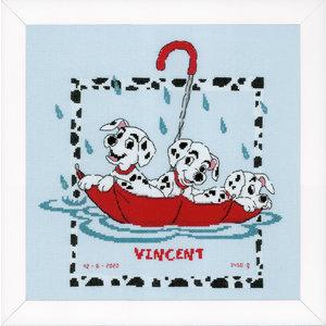 Vervaco Telpakket kit Disney Dalmatiërs