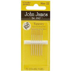 John james John James - Borduurnaald #22 zonder punt