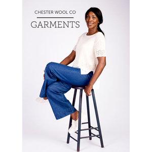 Fyberspates Breiboek Chester Wool Co. - Garments