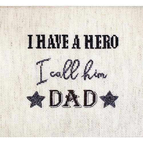 Leti Stitch Borduurpakket Father's Day Gift - Leti Stitch
