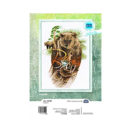 RTO Borduurpakket Forester - RTO