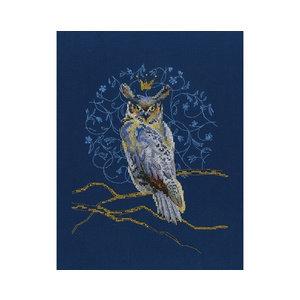 RTO Borduurpakket King Eagle Owl - RTO