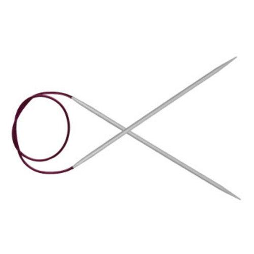 KnitPro Basix Alu Rondbreinaald 120 cm lengte - van 2 t/m 6 mm