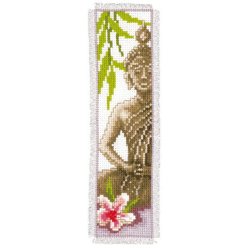 Vervaco Bladwijzer kit Boeddha