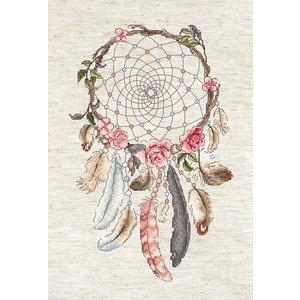 Leti Stitch Borduurpakket Live your Dreams - Leti Stitch