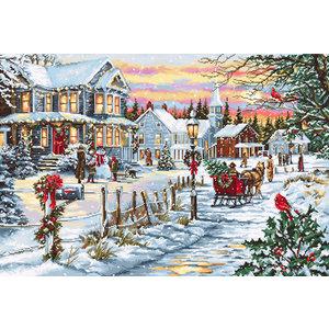 Luca-S Borduurpakket Christmas Eve - Luca-S