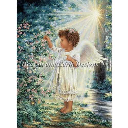 Heaven and Earth Designs  Dona Gelsinger: Blessings in My Fathers Garden