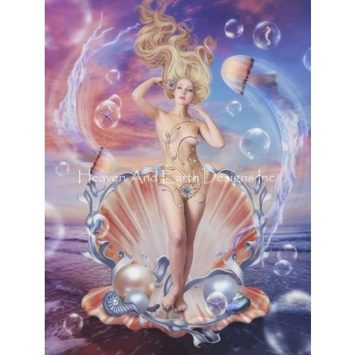 Heaven and Earth Designs  Jessica Allain: Aphrodite