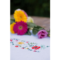 Loper kit Frisse bloempjes